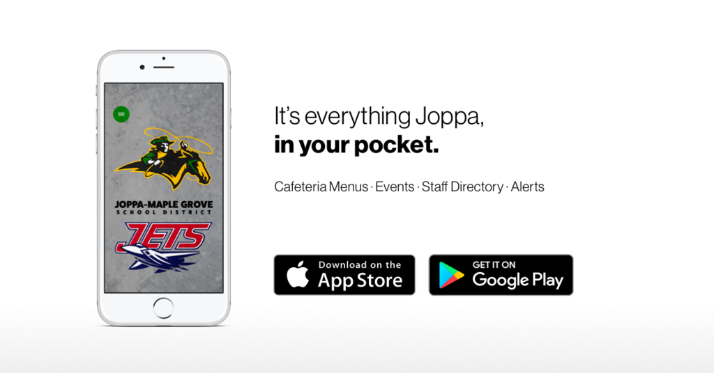 Information on how to download the Joppa App.
