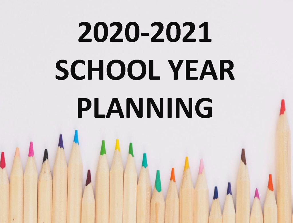 Parent Meeting July 22nd, 2020 @ 6pm in the Cafeteria